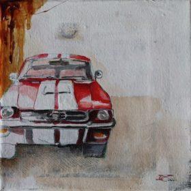 N° 60 Ford<span>Mustang Fastback</span>