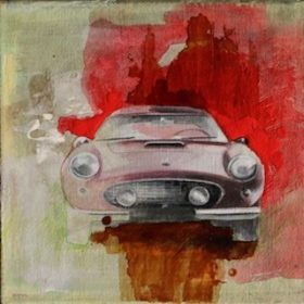 N° 93 Ferrari<span>250 GT Berlinetta »Tour de France« (1957)</span>