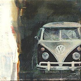 N° 3 VW-Bus<span>Transporter T1 »Bulli« (1968)</span>
