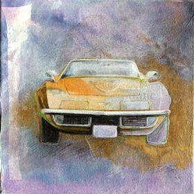 N° 6 Chevrolet<span>Corvette C3</span>