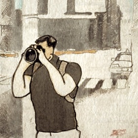 Oldtimer-Bilder nach Fotovorlage<span></span>