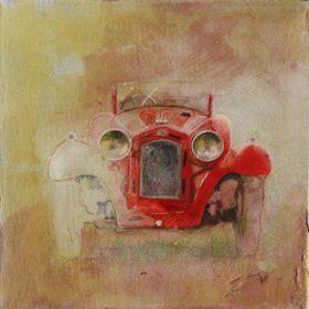 N° 17 Alfa Romeo<span> 6 C (1928)</span>