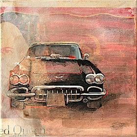 N° 26 Chevrolet<span>Corvette C1 (1958)</span>