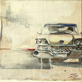 N° 35 Cadillac<span>1958</span>