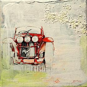 N° 52 Alfa Romeo<span>6 C Gran Sport</span>