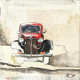 N° 55 BMW<span>319 (1935)</span>