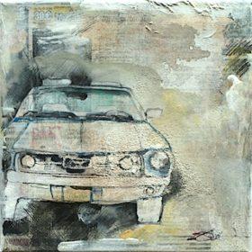 N° 73 Ford<span>Mustang Convertible</span>