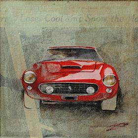 N° 80 Ferrari<span>250</span>