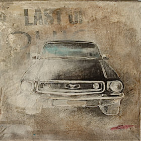 N° 86 Ford<span>Mustang</span>