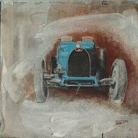 N° 8 Bugatti<span>Type 35 C (1930)</span>