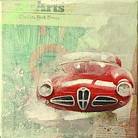 N° 102 Alfa Romeo<span>1900 C52 Disco Volante (1952)</span>