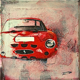 N° 103 Ferrari<span>250 GTO</span>
