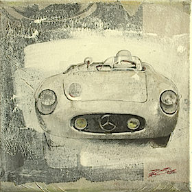 N° 114 Mercedes-Benz<span>300 SLR Biplace Course (1955)</span>