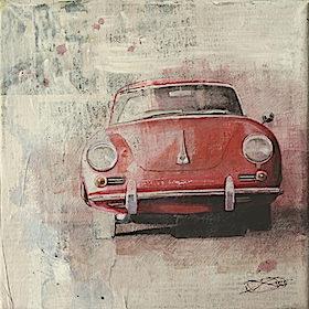 N° 130 Porsche<span>356 C (1964)</span>