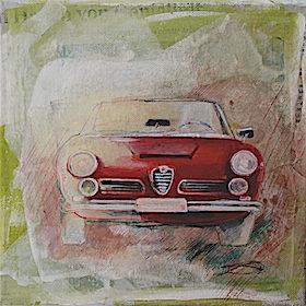 N° 132 Alfa Romeo<span>2600 Touring Spider</span>