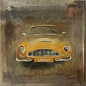 N° 133 Aston Martin<span>DB6</span>