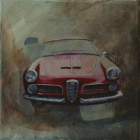 N° 165 Alfa Romeo<span>2000 Touring Spider (1960)</span>