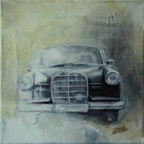 N° 166 Mercedes-Benz<span>190 D (1961)</span>