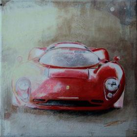 N° 168 Ferrari<span>330 P4 (1967)</span>