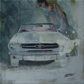 N° 169 Ford<span>Mustang Convertible (1964)</span>