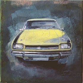 N° 171 Ford<span>Capri Perana V8 (1973)</span>