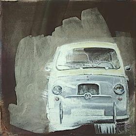 N° 172 Fiat<span>600 D Multipla (1963)</span>