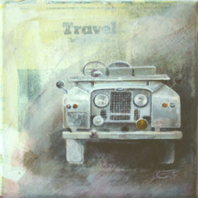 N° 176 Land Rover<span>Ser.180 Inch (1954)</span>