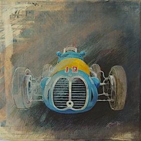 N° 177 Maserati<span>4CLT  Juan Manuel Fangio (1948)</span>