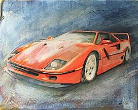 N° 4b Ferrari<span>F40 (1988)</span>