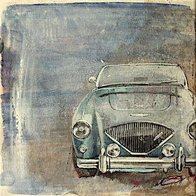 N° 125 Austin-Healy<span>100-4 Le Mans (1954)</span>