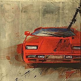 N° 126 Lamborghini<span>Countach (1988)</span>