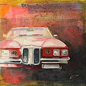 N° 180 Pontiac<span>Bonneville 445 5.7 V8 Convertible (1970)</span>