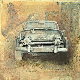 N° 186 Triumph<span>TR4A IRS (1965)</span>